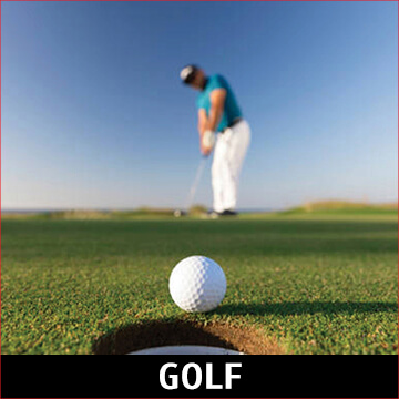 Golf in Mongolia