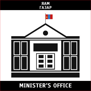 Ministry & Minister Offices in Mongolia
