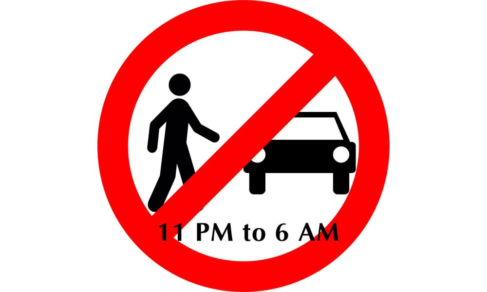 State Emergency Commission has decided to impose certain restrictions in Ulaanbaatar by closing the businesses by 10pm and no traffic/pedestrian movement from 11pm to 6am from March.15 to March.28.2021.